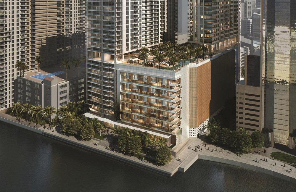 Florida East Coast Realty Asks Courts to Overturn Approval of Aimco's Yacht Club Brickell