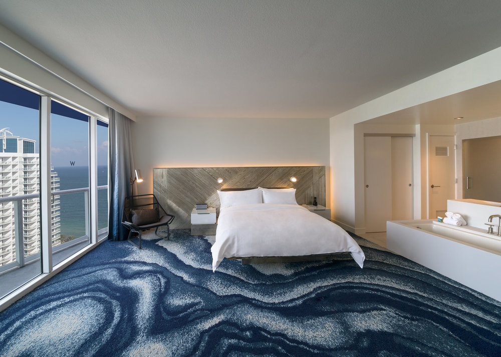 Inside PROFILEmiami's Five Star Stay at The Residences at W Fort Lauderdale