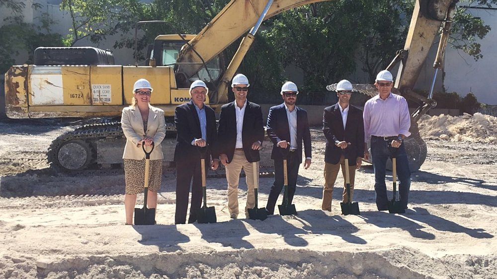 Construction Update: Arbor Breaks Ground in Downtown Coconut Grove