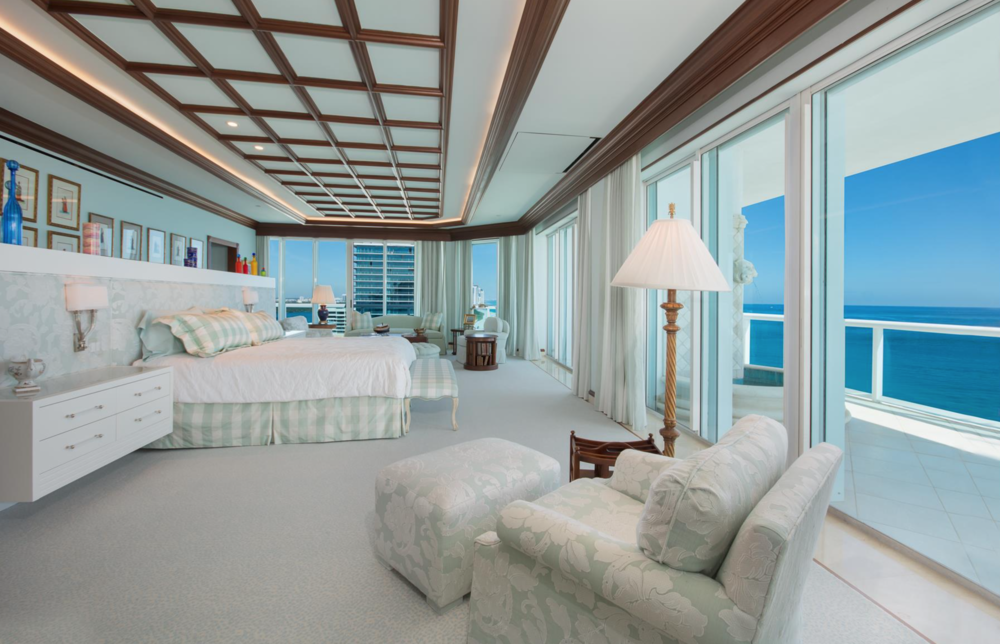 Featured Listing: Explore A Palatial, Sophisticated Bal Harbour Full Floor Penthouse Spread That Spares No Expense to Detail