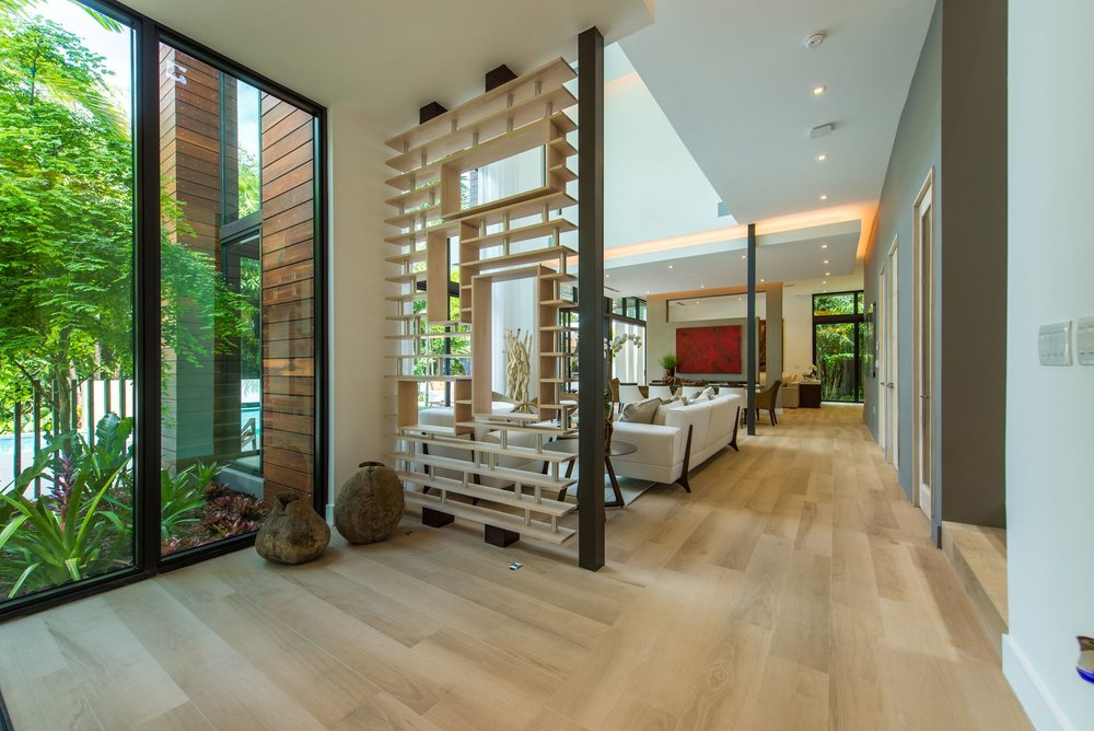 Featured Listing: Relax In A Tropical CoconutGrove Luxury Oasis Designed By Charles Treister