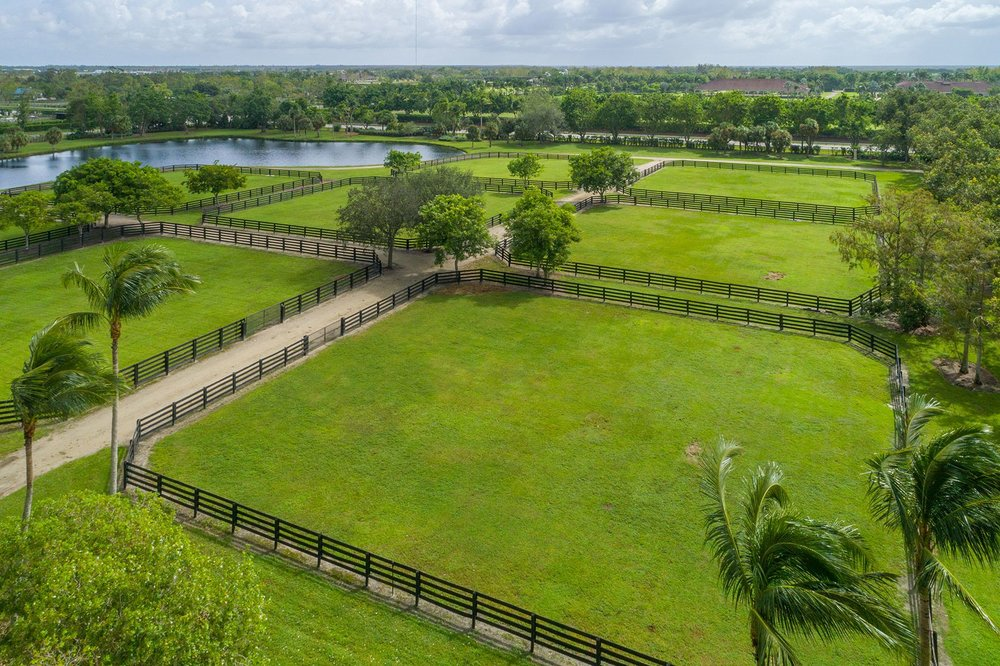 80-Acre Wellington Equestrian Compound With Development Site Lists For $25 Million