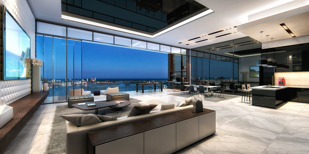 First Units Begin To Close At The Newly Completed Echo Brickell