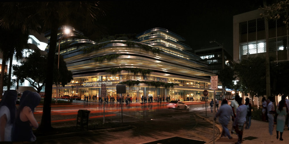 Lincoln Road Macy's To Be Replaced By DOMO-Designed 1675 Meridian