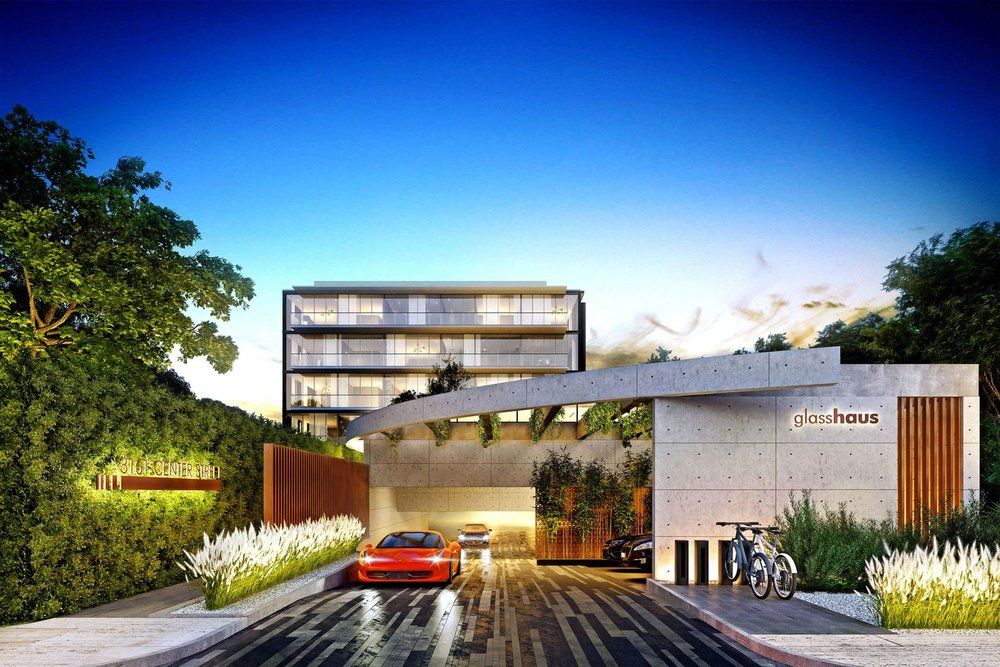 Glasshaus Coconut Grove Is Now 30% Sold, To Break Ground in January