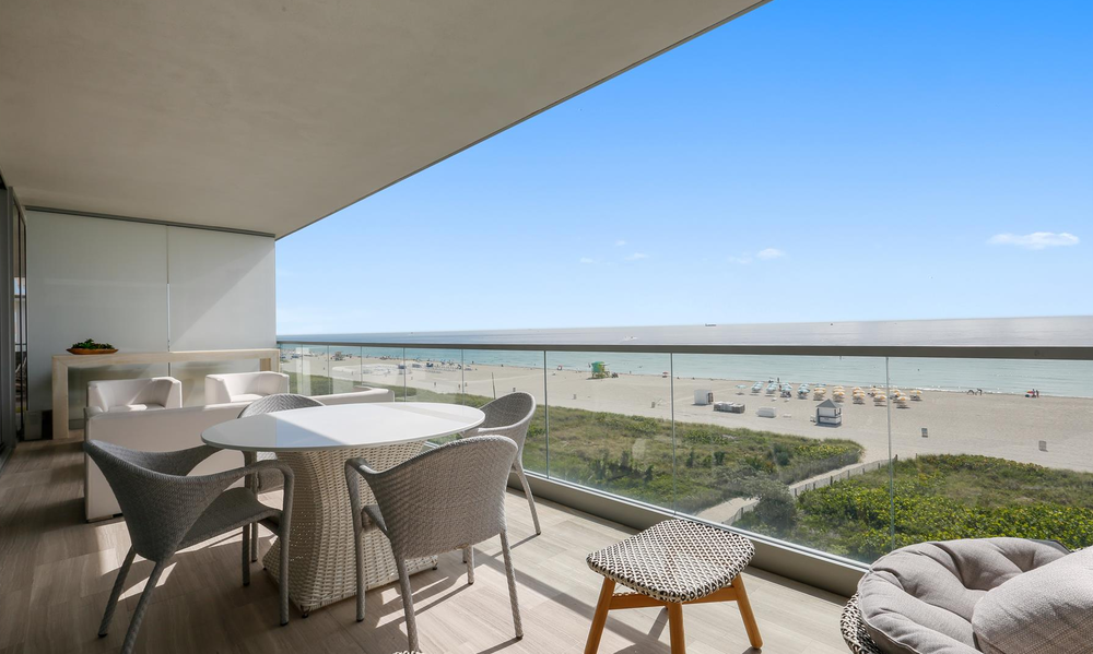Featured Listing: Relax In A Private, Luxurious Beachside Oasis in South-Of-Fifth's 321 Ocean