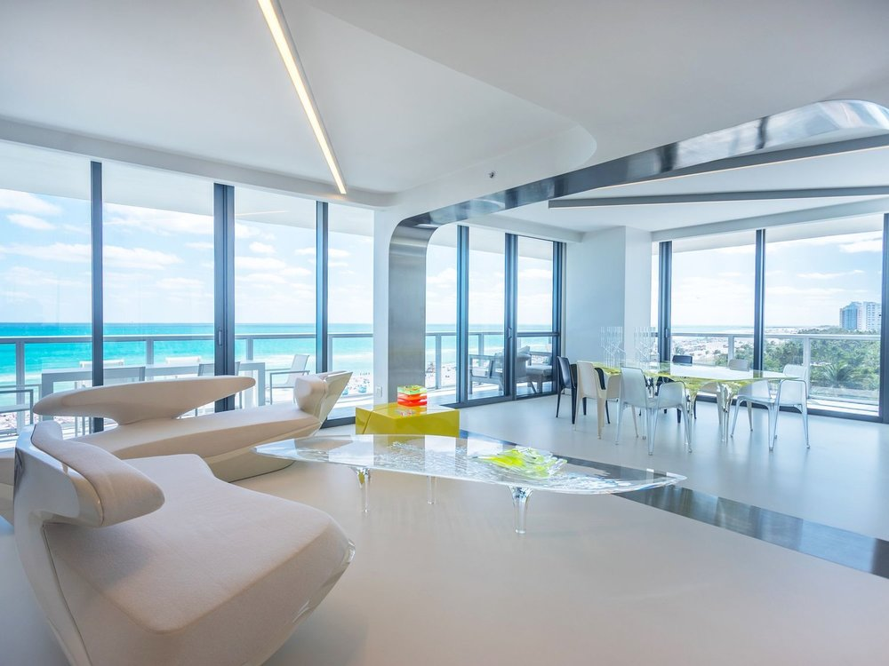 Zaha Hadid's Personal W South Beach Condo Cuts Price To 6.5 Million