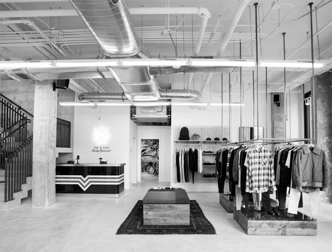 The New Rag & Bone In Miami Design District