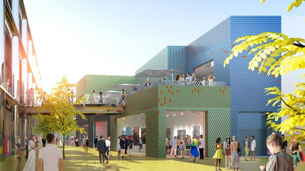 Paradise Plaza Miami Design District