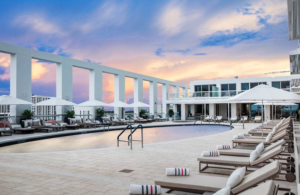 Check-Out The Newly Opened Conrad Fort Lauderdale Beach