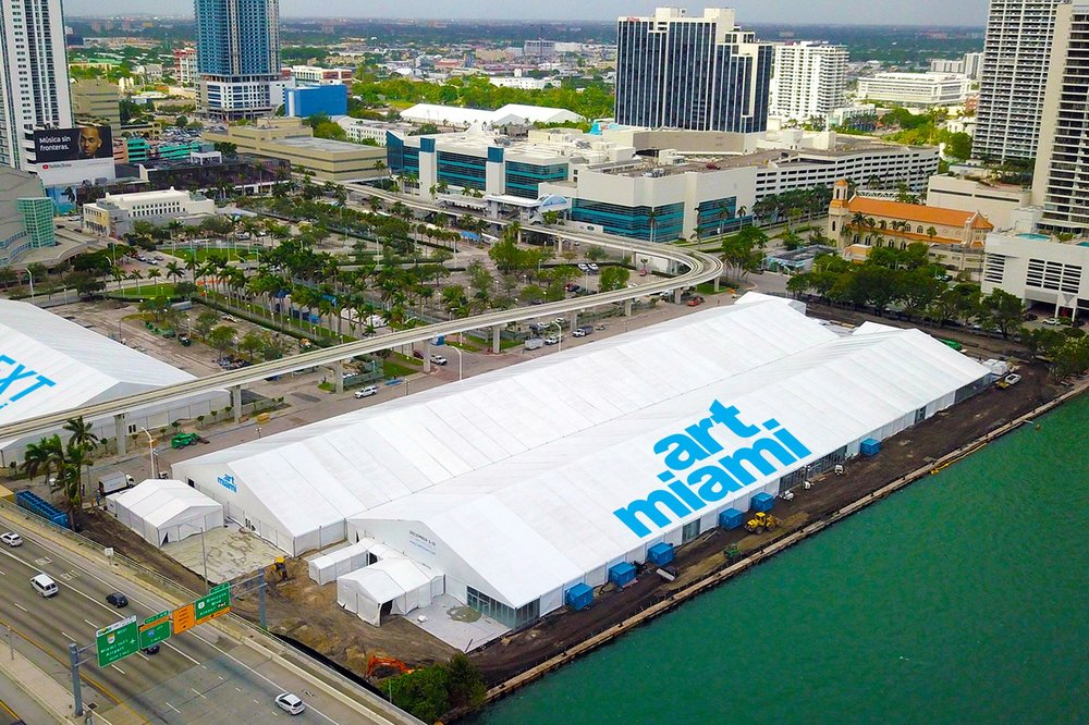 Ready For Art Basel? Check-Out The New Downtown Site For CONTEXT Art Miami And Art Miami