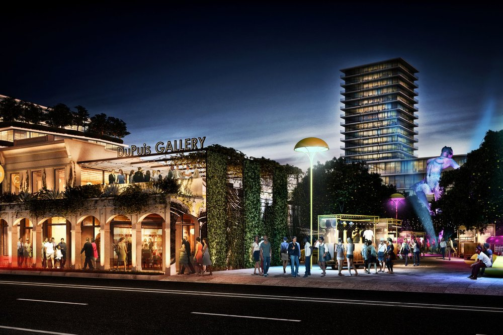 Cirque du Soleil Founder Guy Laliberte Joins The $1 Billion Magic City Innovation District Project Coming To Little Haiti