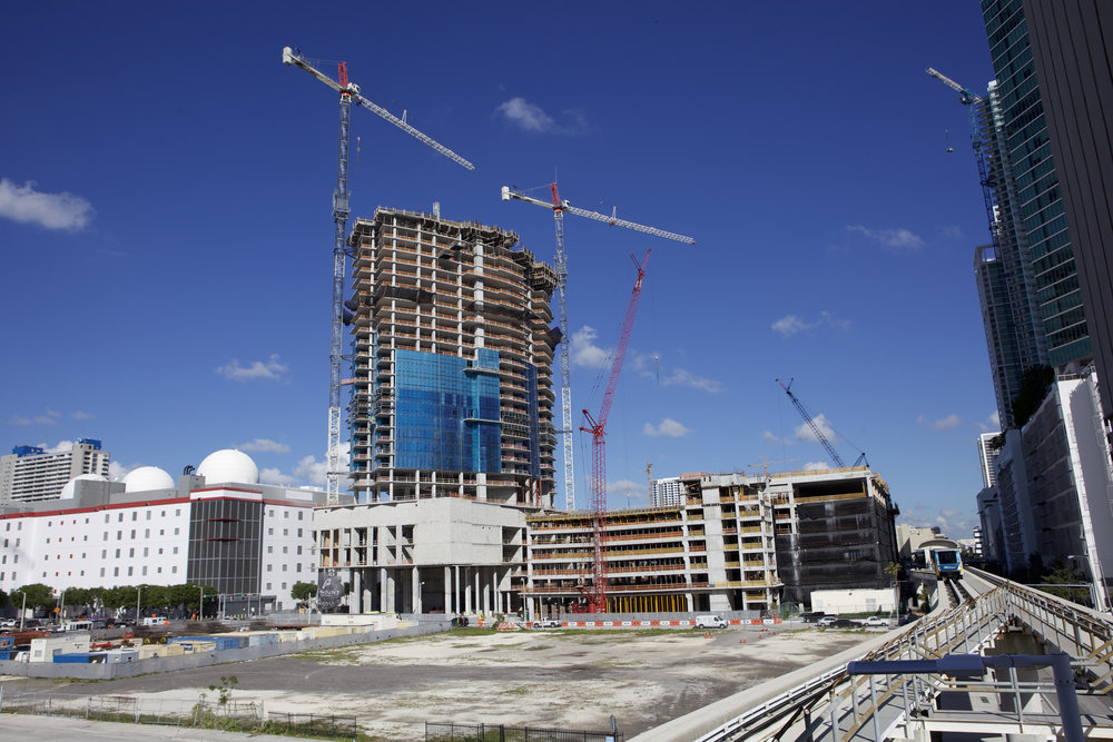 Construction Update: PARARMOUNT Miami Worldcenter Reaches Milestone Halfway Point At 30-Stories