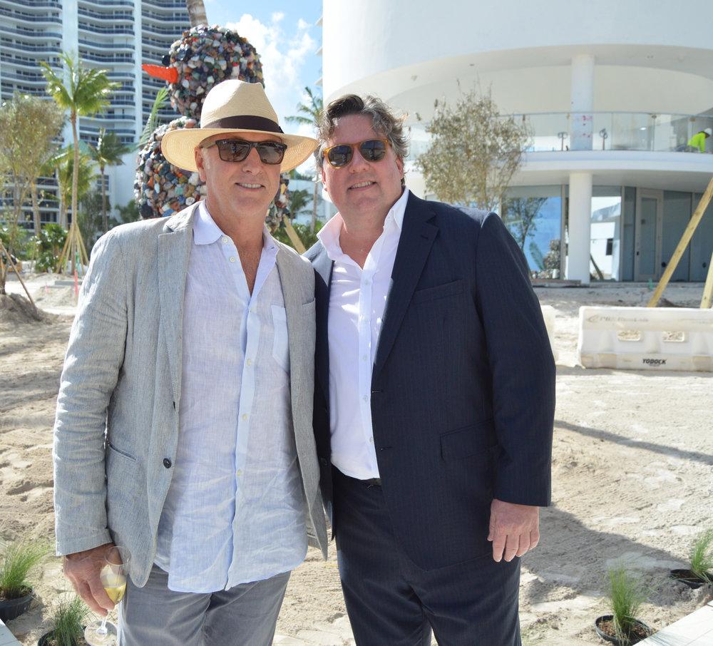 Raymond Jungles and Richard Toledo