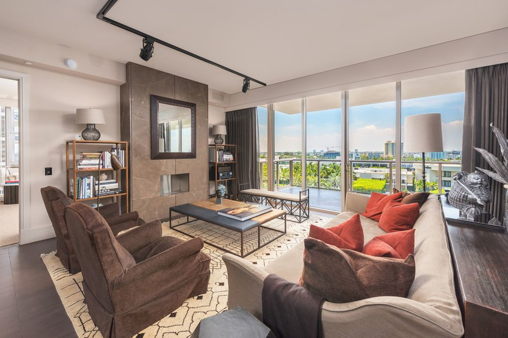 Featured Listing: Kick-Back In This Oceanfront Condo In St. Regis Bal Harbour Complete With A $400K Chinese Art Collection