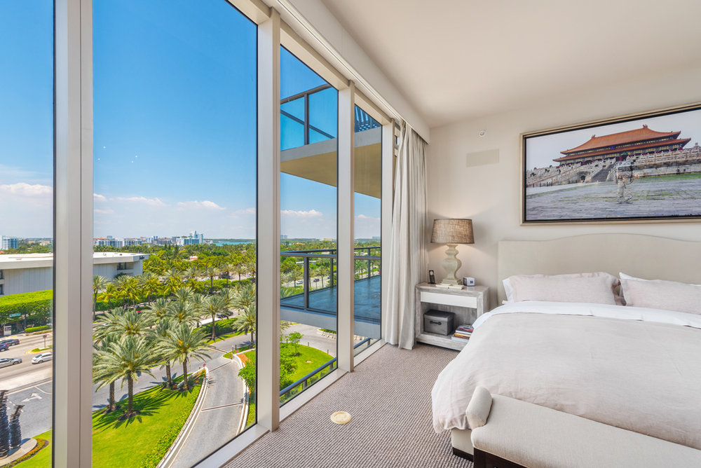 Featured Listing: Kick-Back In This Lavish Condo In St. Regis Bal Harbour Complete With A $400K Chinese Art Collection