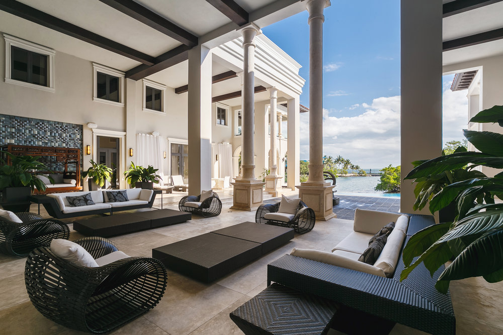 Tour The $45 Million Ultra Luxe Waterfront Tahiti Beach Island Estate  Designed By Ramon Pacheco