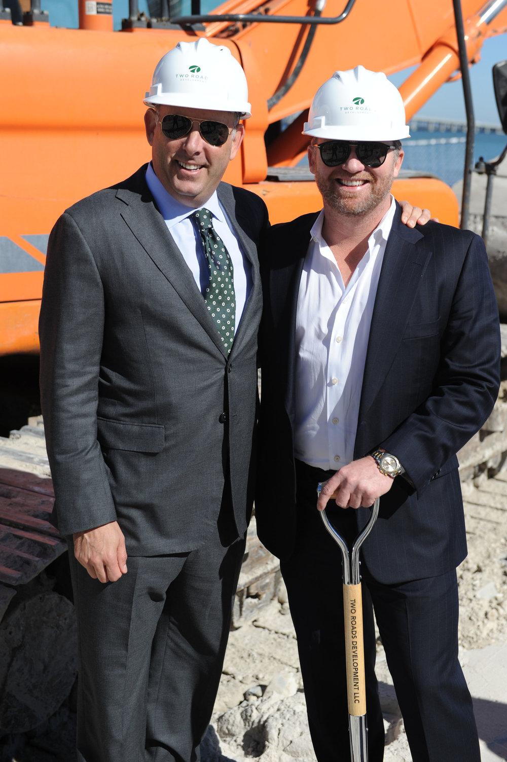 Reid Boren & Taylor Collins of Two Roads Development