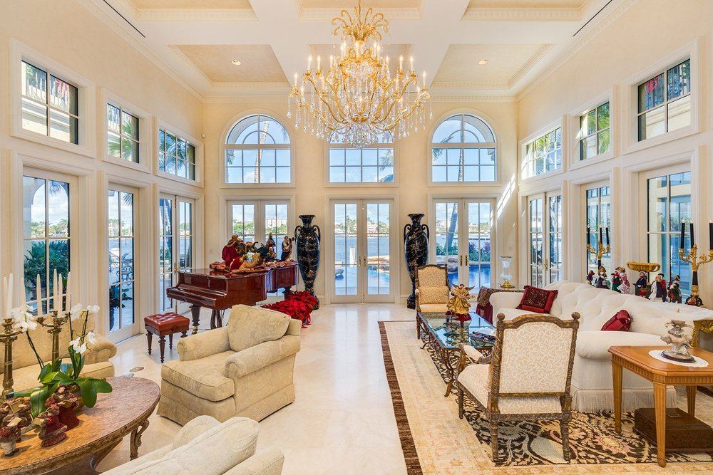$39 Million Harbor Beach Mansion In Fort Lauderdale Hits The Market As Broward's Most Expensive Home