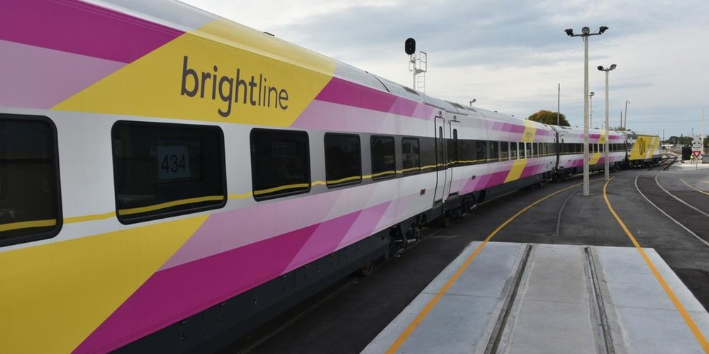 Brightline Locks Down Final Approvals For Phase 2, To Begin Construction To Orlando In 2018