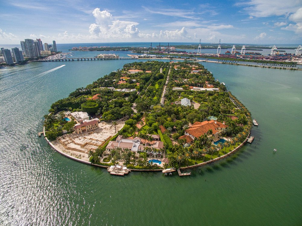 $65 Million Star Island Mansion Originally Built By Carl Fisher Heads To Auction January 31