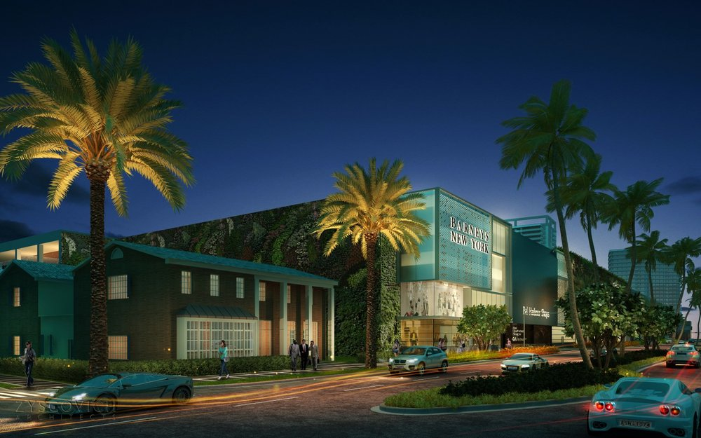 Barneys New York To Open First Florida Location As Anchor At Bal Harbour Shops