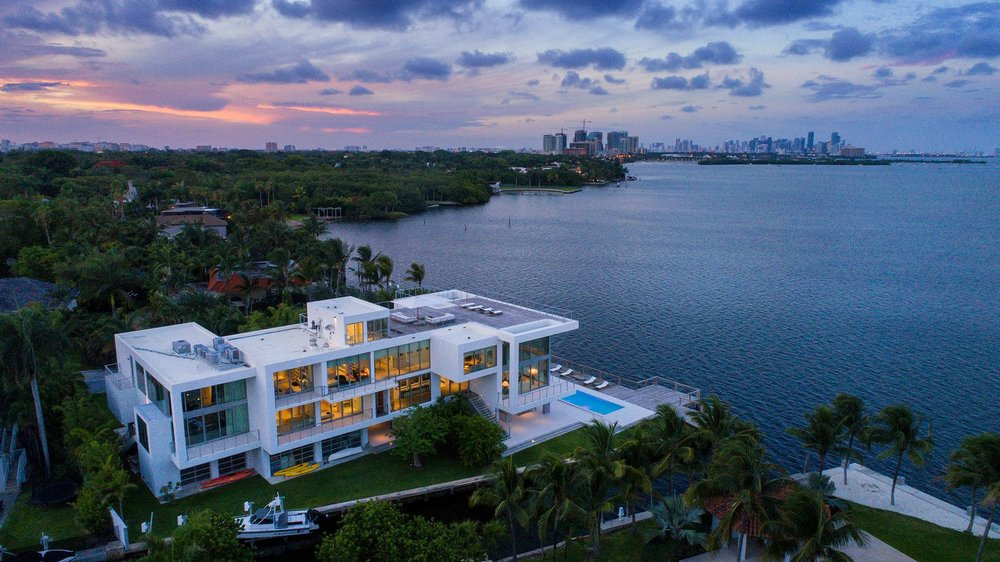 Will Van Der Vlugt Lists His Kobi Karp-Designed Contemporary Mansion For $22 Million
