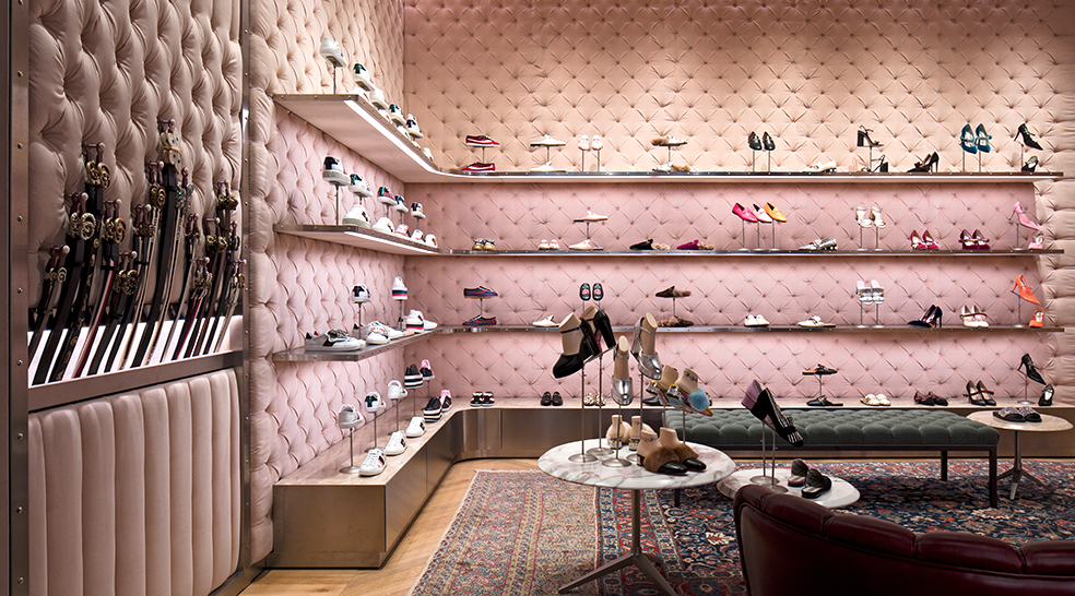 Check-Out The New Gucci Store Now Open In Miami Design District