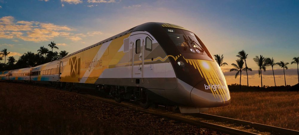 Brightline To Begin Passenger Rail Service Between West Palm Beach And Fort Lauderdale January 8th