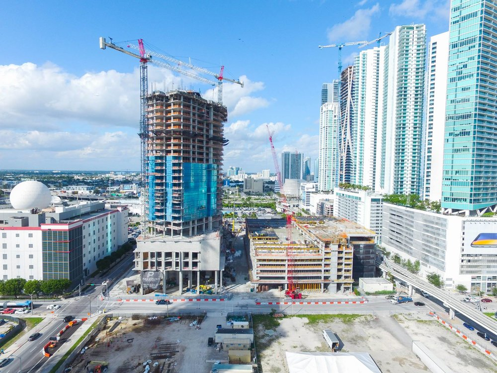 Miami Worldcenter Locks Down $43 Million Construction Loan For Retail Component