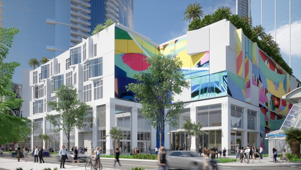 Miami Worldcenter Releases New Renderings As Developers Seek To Modify Block D