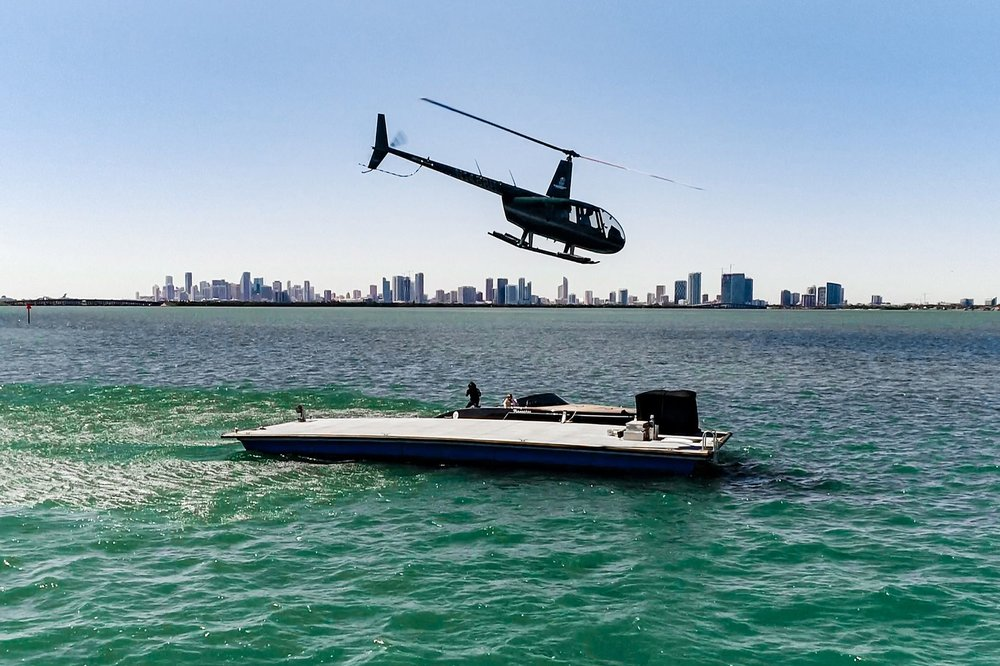 Check-Out Some of The Ridiculous Amenities at The Ritz-Carlton Residences, Miami Beach Which Includes A Marine Helipad