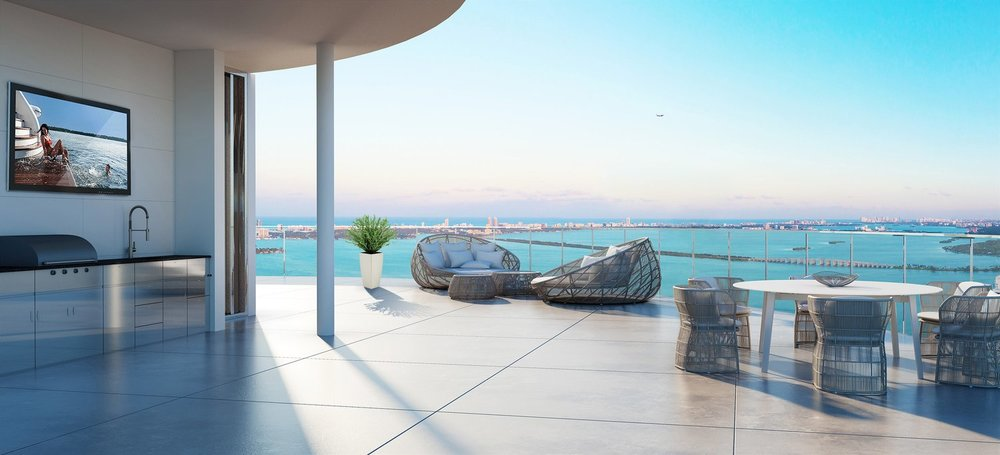 Grammy-Winning Producer Timbaland Locks-Up 2 Unit Spread At Aria On The Bay in Edgewater