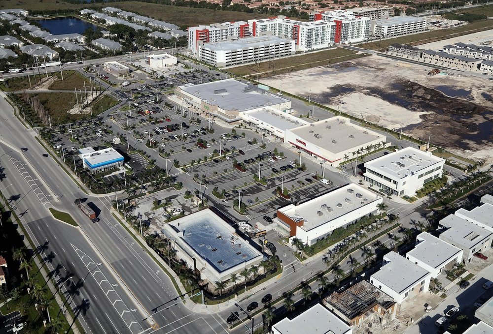 Terra Sells The Publix Anchored Doral Commons Retail Center to Jamestown, L.P.