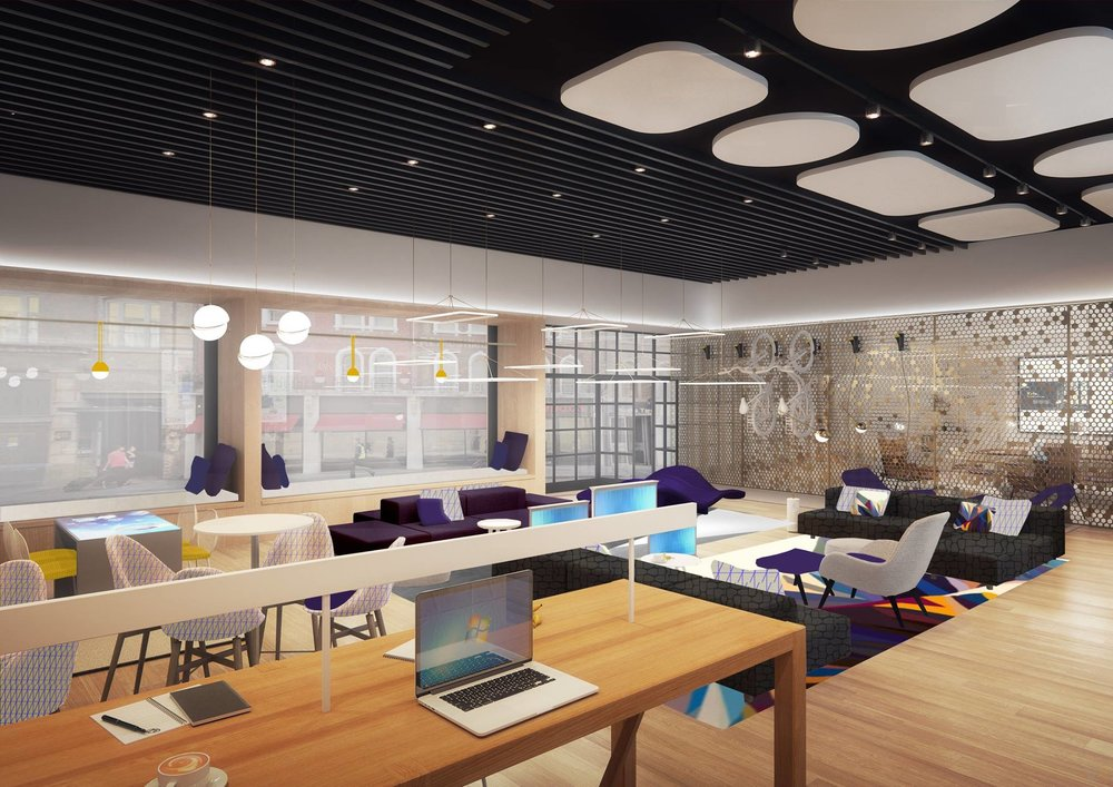 Downtown Miami's Planned YOTEL Will Launch As Residential-Hotel Hybrid Concept YOTELPad Miami