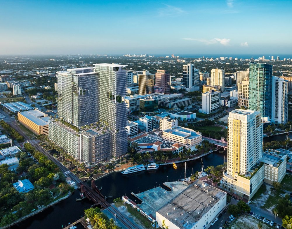 PMG Breaks Ground on X Las Olas on Fort Lauderdale's Las Olas Riverfront