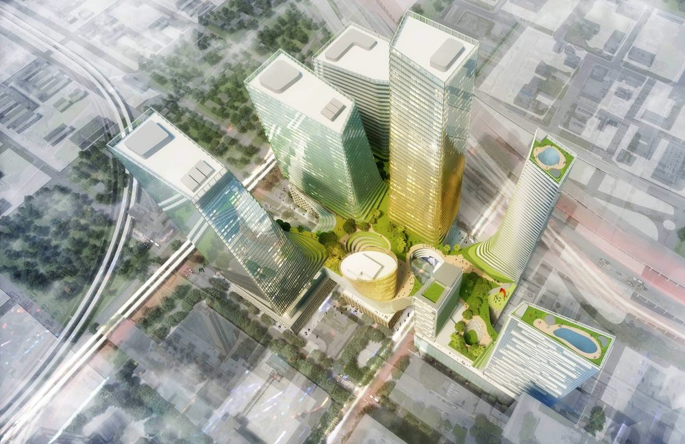 Check Out Miami Worldcenter & Miami Innovation Districts City Transforming Pitch To Amazon
