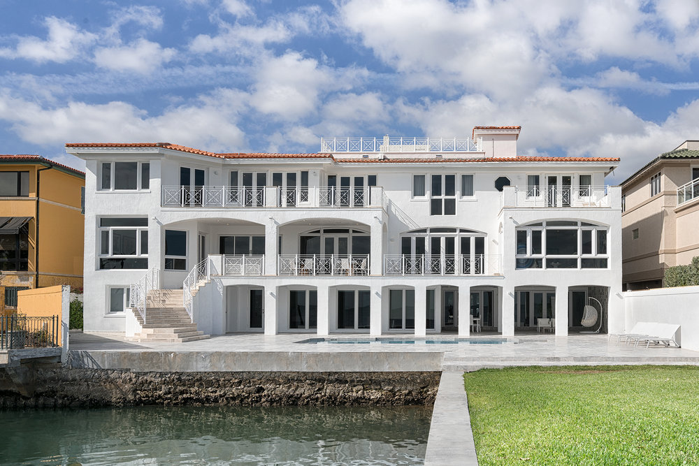Bayfront Manse In Coconut Grove's Exclusive Anchorage Way Previously Owned By Alonzo Mourning Hits Market For $11.999 Million