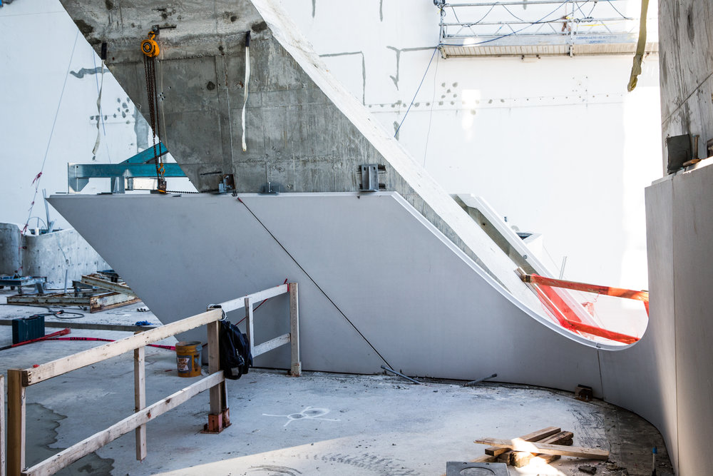 Zaha Hadid's One Thousand Museum To Be Featured On PBS' Impossible Builds Feb. 7th As Top Off Approaches