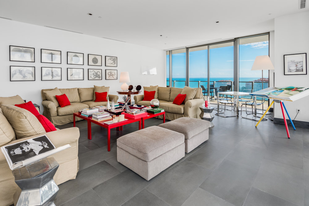 Featured Listing: Tour The Ultra-Luxe Apogee Residence Which Just Listed For $14.5 Million In South of Fifth