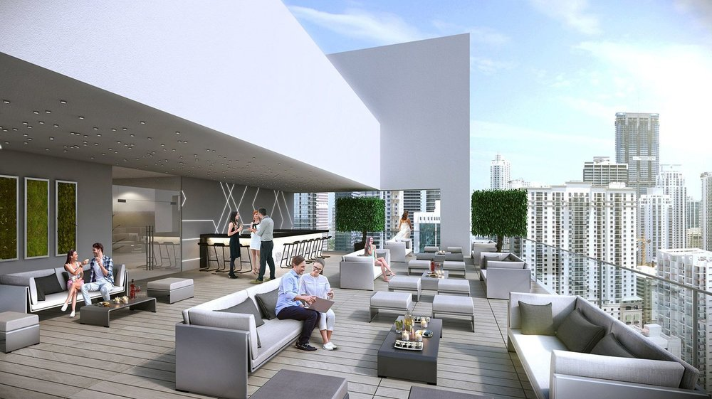 Sales At Habitat Development's Ultra-Modern Smart Brickell Reach 50% In Phase 1, To Convert To Contract