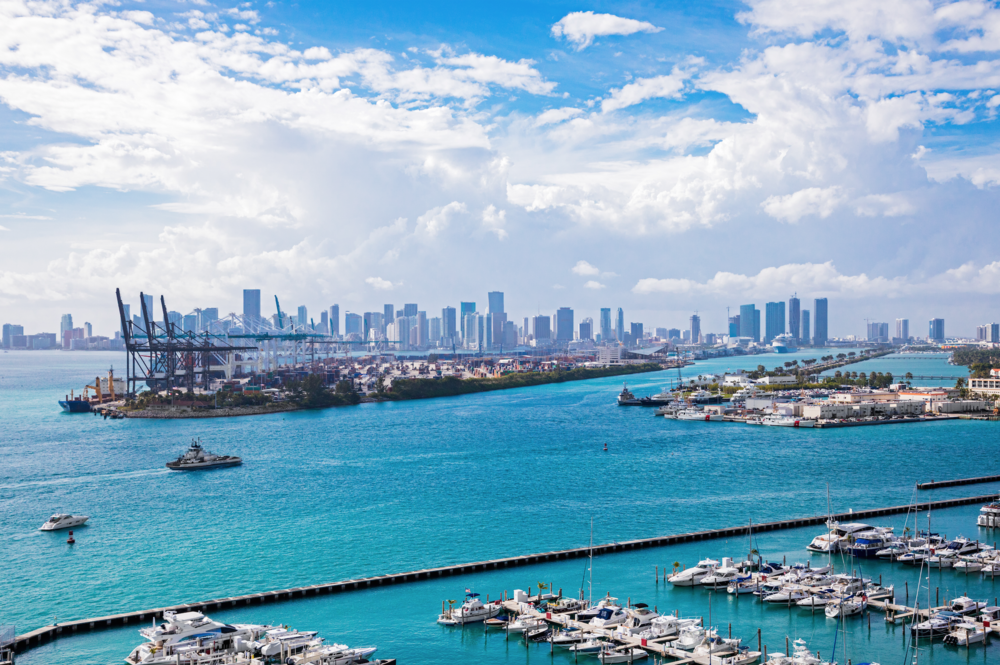 Miami Ranks As The Top U.S. Real Estate Market For Ultra-Rich Foreign Buyers Snatching Up Luxury Real Estate