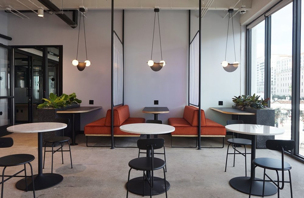 Check Out WeWork Ponce de Leon, WeWork's New Coral Gables Location Which Opened Earlier This Year