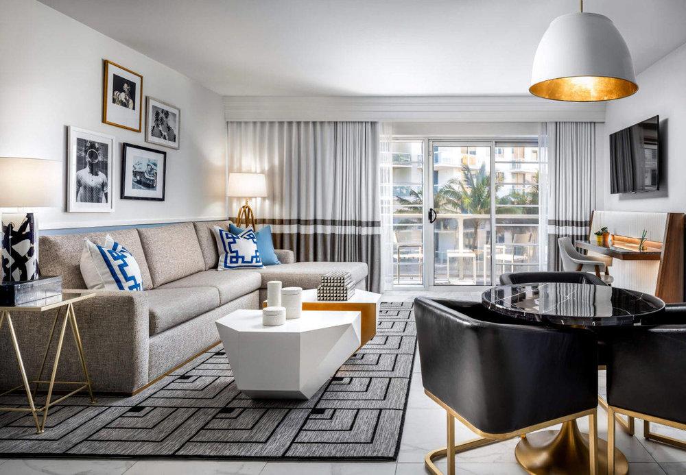 Marriott to Reopen 1940s Art DecoInspired Cadillac Hotel Beach