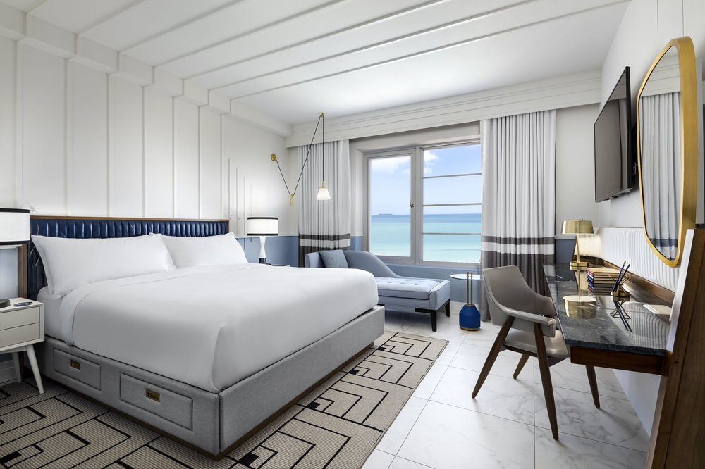 Marriott to Reopen 1940's Art Deco-Inspired Cadillac Hotel & Beach Club, Autograph Collection This April