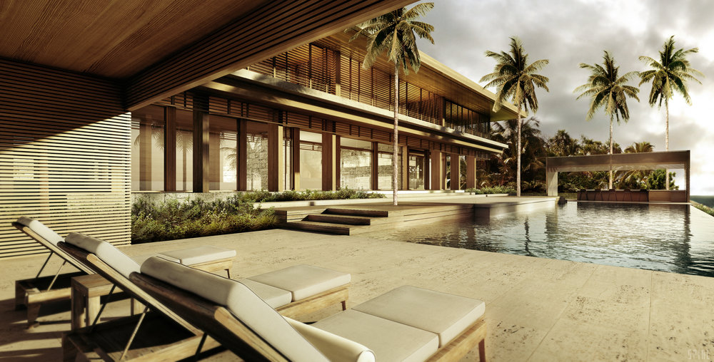 Italian Developr Valerio Morabito & Victorias Secret Supermodel Vita Sidorkina List Miami Beach Spec Home For $26 Million