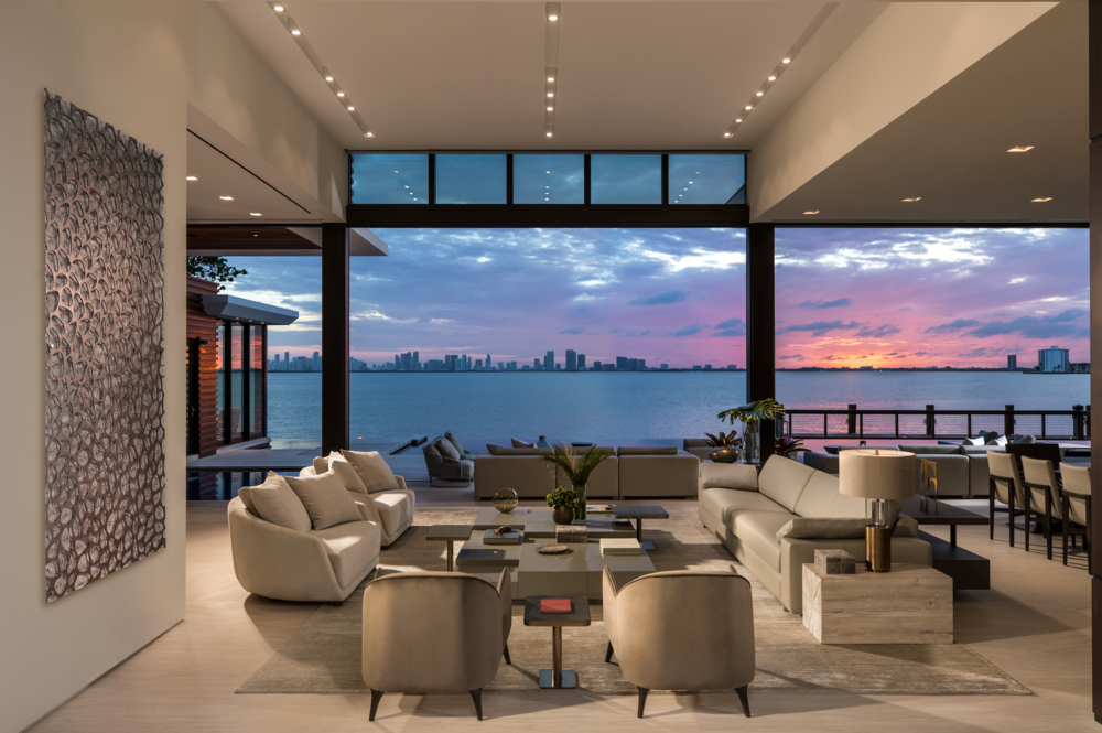 Kobi Karp and Artefacto Reveal Ultra-Luxe La Gorce Waterfront Asking $38 Million