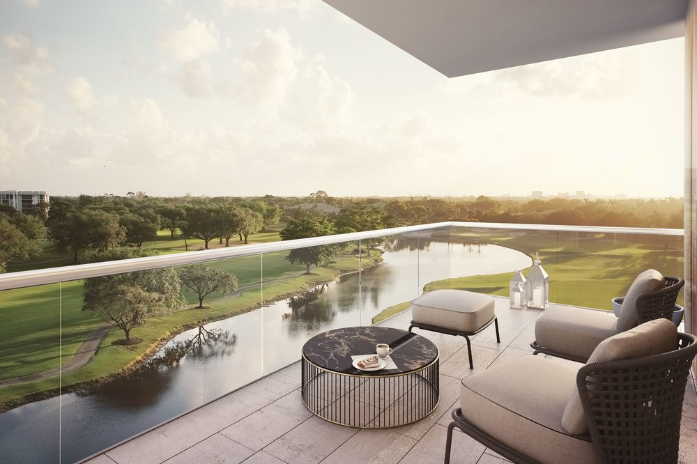 Siemen's Group Upgrades Golf Club Living With Akoya Boca West In Boca Raton