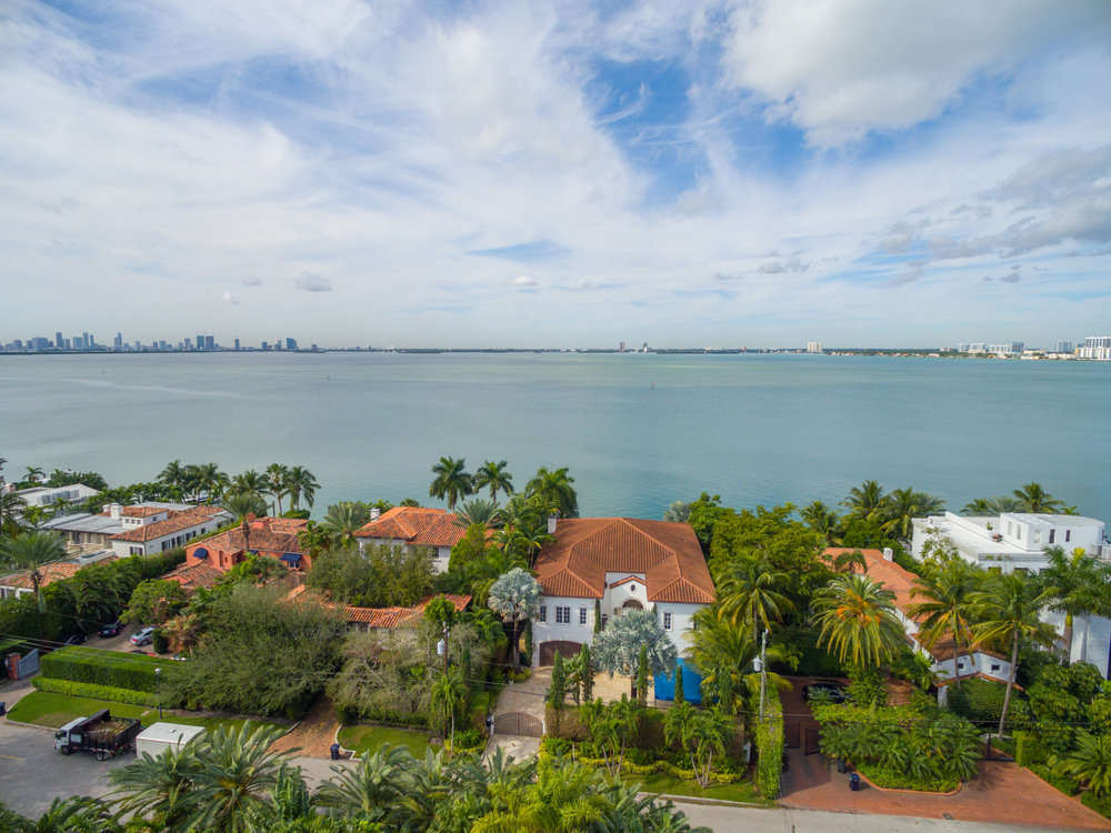 Vila Paraiso on Miami Beach's Exclusive North Bay Road Sells For $8.55 Million