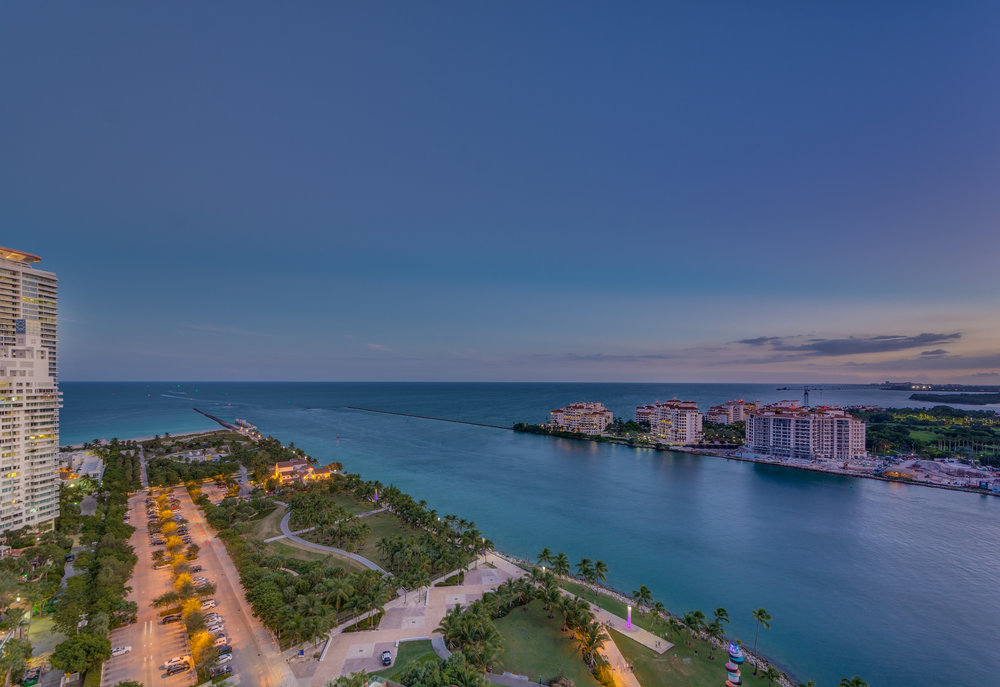 Tour The Record Breaking Apogee South Beach Penthouse Which Just Sold For $14.8 Million